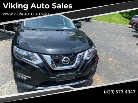 2017 Nissan Rogue for sale at Viking Auto Sales in Bristol TN