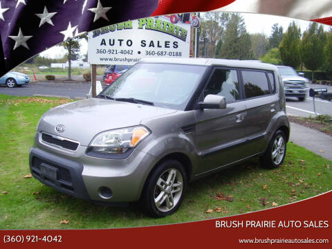 2010 Kia Soul for sale at Brush Prairie Auto Sales in Battle Ground WA