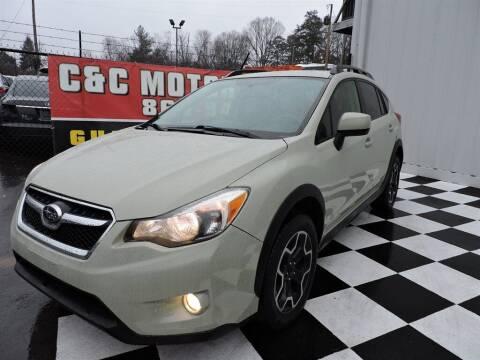 2014 Subaru XV Crosstrek for sale at C & C Motor Co. in Knoxville TN