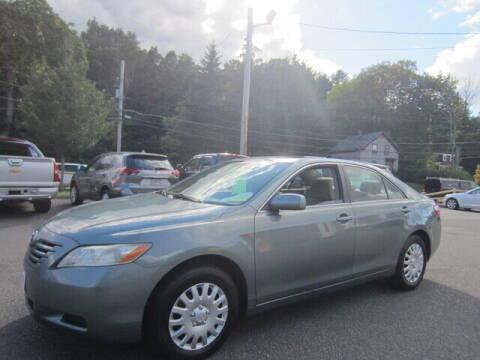 2009 Toyota Camry for sale at Auto Choice of Middleton in Middleton MA