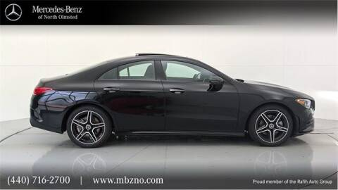 2021 Mercedes-Benz CLA for sale at Mercedes-Benz of North Olmsted in North Olmsted OH