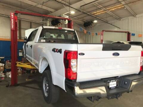 2018 Ford F-250 Super Duty for sale at BILLY HOWELL FORD LINCOLN in Cumming GA