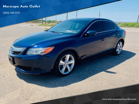 2015 Acura ILX for sale at Maricopa Auto Outlet in Maricopa AZ