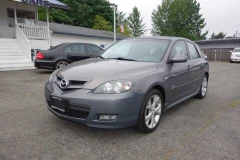 2008 Mazda MAZDA3 for sale at Leavitt Auto Sales and Used Car City in Everett WA