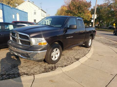 2011 RAM Ram Pickup 1500 for sale at M & C Auto Sales in Toledo OH