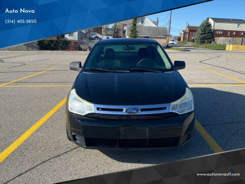 2008 Ford Focus for sale at Auto Nova in Saint Louis MO