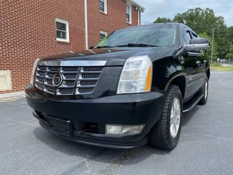 2007 Cadillac Escalade for sale at El Camino Auto Sales Gainesville in Gainesville GA