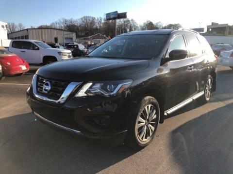 2019 Nissan Pathfinder for sale at CON ALVARO ¡TODOS CALIFICAN!™ in Columbia TN