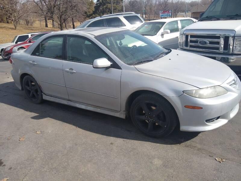 2005 Mazda MAZDA6 for sale at Jodys Auto and Truck Sales in Omaha NE