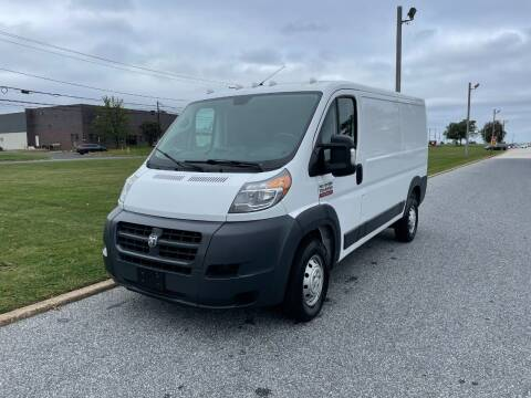 2018 RAM ProMaster Cargo for sale at Rt. 73 AutoMall in Palmyra NJ