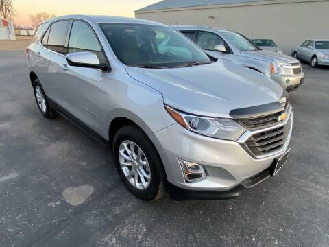 2020 Chevrolet Equinox for sale at Hill Motors in Ortonville MN