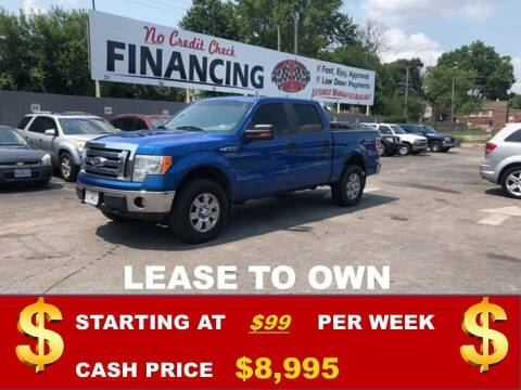 2010 Ford F-150 for sale at Auto Mart USA in Kansas City MO