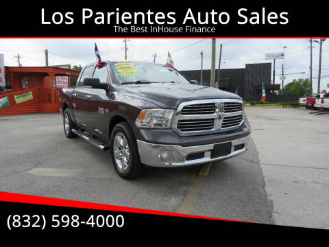 2014 RAM Ram Pickup 1500 for sale at Los Parientes Auto Sales in Houston TX