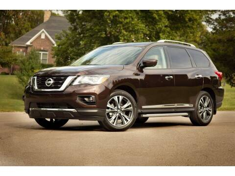 2021 Nissan Pathfinder for sale at Xclusive Auto Leasing NYC in Staten Island NY