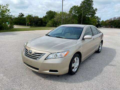 2008 Toyota Camry Hybrid for sale at Central Motor Company in Austin TX