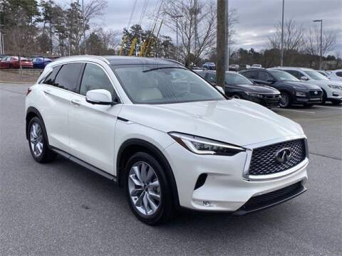 2020 Infiniti QX50 for sale at CU Carfinders in Norcross GA