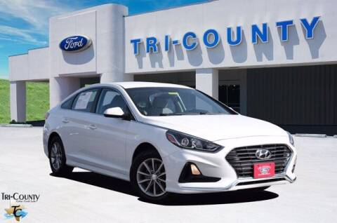 2018 Hyundai Sonata for sale at TRI-COUNTY FORD in Mabank TX