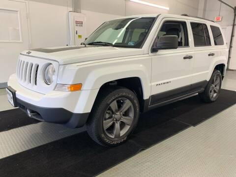 2016 Jeep Patriot for sale at TOWNE AUTO BROKERS in Virginia Beach VA