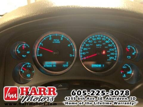 2009 Chevrolet Silverado 2500HD for sale at Harr Motors Bargain Center in Aberdeen SD