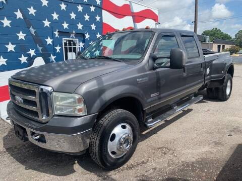 2006 Ford F-350 Super Duty for sale at The Truck Lot LLC in Lakeland FL