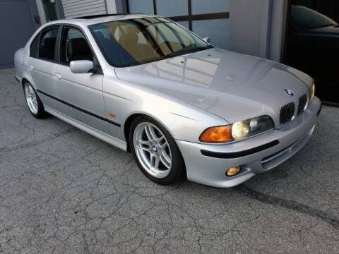 2000 BMW 5 Series for sale at Classic Car Deals in Cadillac MI