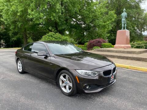 2014 BMW 4 Series for sale at BOOST AUTO SALES in Saint Charles MO