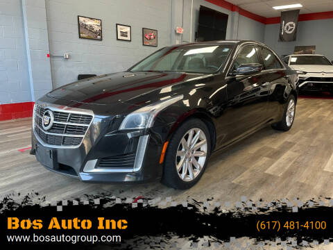 2014 Cadillac CTS for sale at Bos Auto Inc in Quincy MA