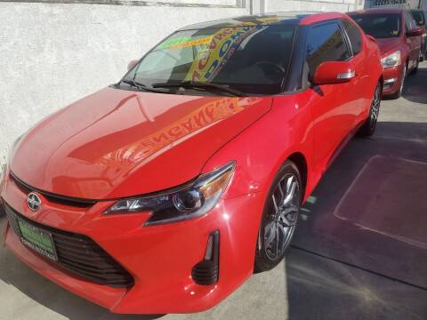 2014 Scion tC for sale at Express Auto Sales in Los Angeles CA