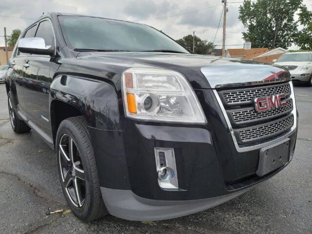 2015 GMC Terrain for sale at Dixie Automart LLC in Hamilton OH