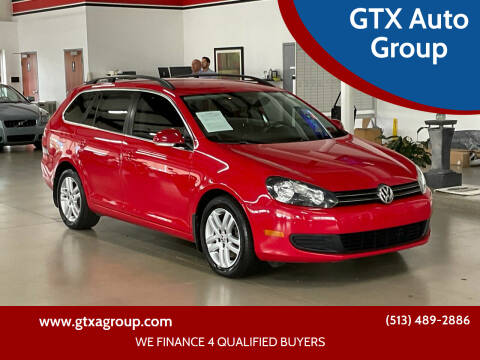 2012 Volkswagen Jetta for sale at UNCARRO in West Chester OH