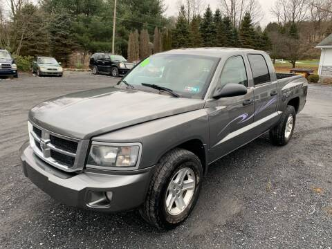 2010 Dodge Dakota for sale at walts auto in Cherryville PA