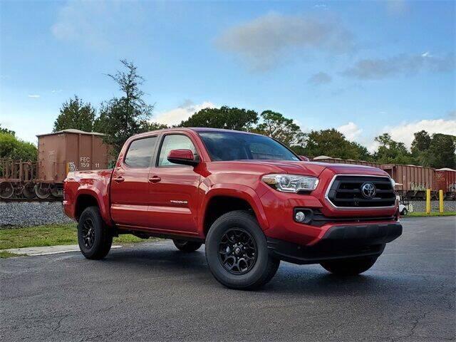 2021 Toyota Tacoma for sale in Vero Beach, FL