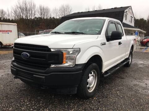 2018 Ford F-150 for sale at Complete Auto Credit in Moyock NC