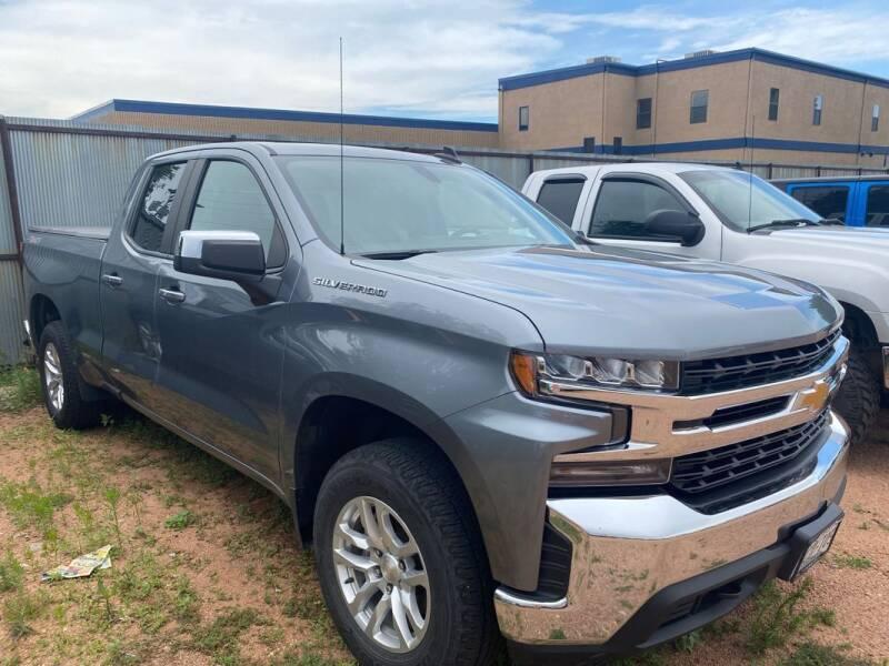 2019 Chevrolet Silverado 1500 for sale at Street Smart Auto Brokers in Colorado Springs CO
