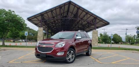 2016 Chevrolet Equinox for sale at D&C Motor Company LLC in Merriam KS