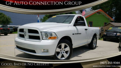 2012 RAM Ram Pickup 1500 for sale at GP Auto Connection Group in Haines City FL