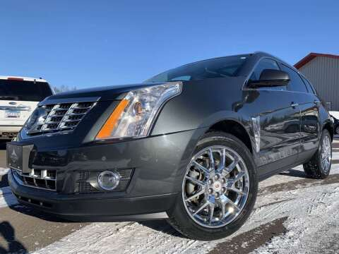 2014 Cadillac SRX for sale at LUXURY IMPORTS in Hermantown MN