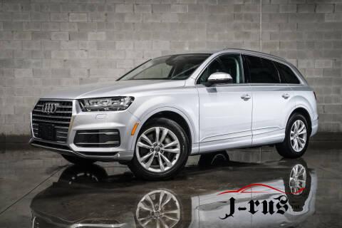 2019 Audi Q7 for sale at J-Rus Inc. in Macomb MI