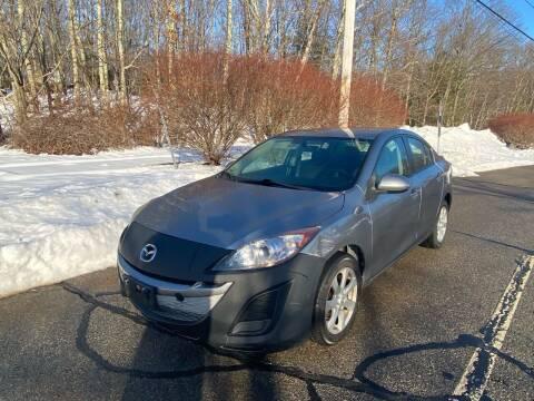 2010 Mazda MAZDA3 for sale at Padula Auto Sales in Braintree MA