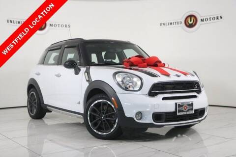 2015 MINI Countryman for sale at INDY'S UNLIMITED MOTORS - UNLIMITED MOTORS in Westfield IN