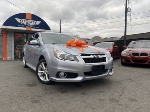 2014 Subaru Legacy for sale at OTOCITY in Totowa NJ
