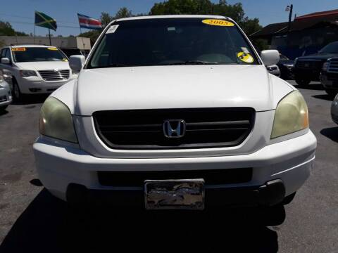 2005 Honda Pilot for sale at AUTO IMAGE PLUS in Tampa FL