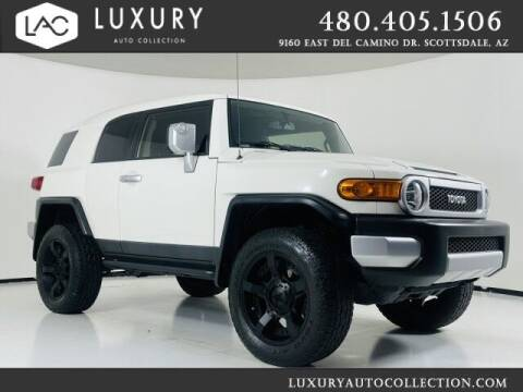 2014 Toyota FJ Cruiser for sale at Luxury Auto Collection in Scottsdale AZ