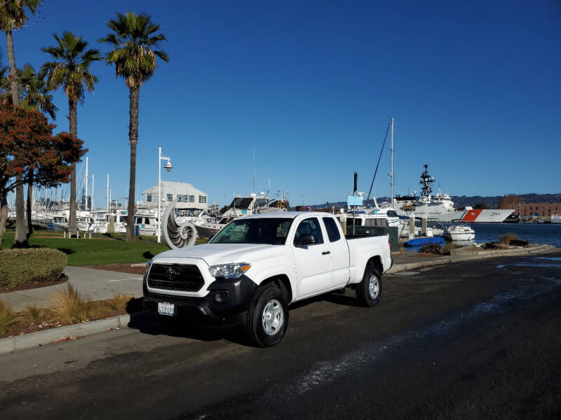 2019 Toyota Tacoma for sale at Imports Auto Sales & Service in Alameda CA
