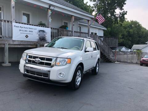 2010 Ford Escape for sale at Flash Ryd Auto Sales in Kansas City KS