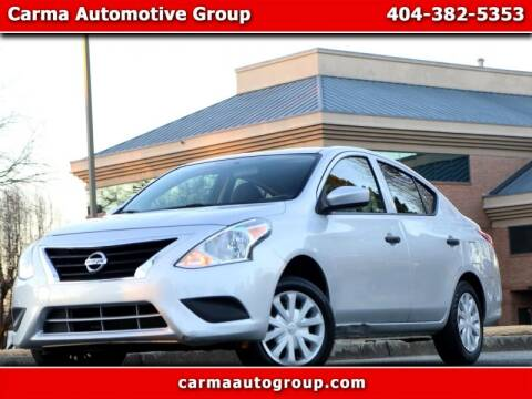 2017 Nissan Versa for sale at Carma Auto Group in Duluth GA