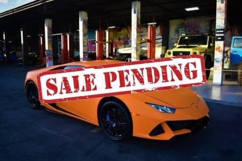 2015 Lamborghini Huracan for sale at STS Automotive - Miami, FL in Miami FL