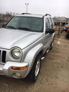 2004 Jeep Liberty for sale at CousineauCrashed.com in Weston WI