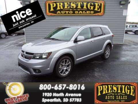 2019 Dodge Journey for sale at PRESTIGE AUTO SALES in Spearfish SD