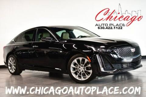 2020 Cadillac CT5 for sale at Chicago Auto Place in Bensenville IL